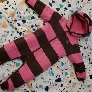 Baby GAP 3-6m bunting suit